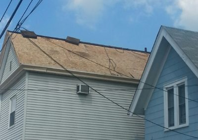Roof - Resheet