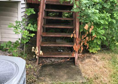 Deck Repair Steps Before