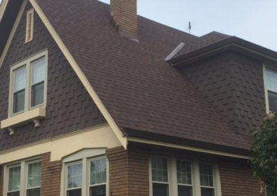 Roof Replacement - After