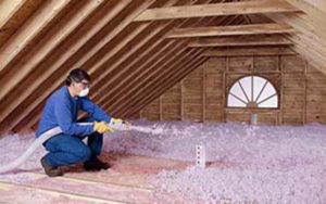 PG Property Solutions Insulation Installation