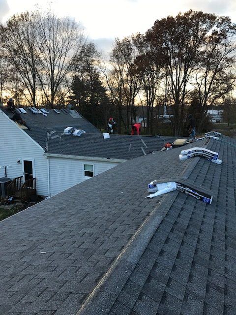 Roof Replacement P Amp G Property Solutions Ohio Kentucky