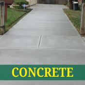 P&G Property complete concrete services