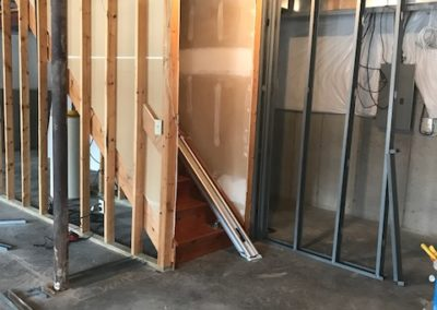 General Metal & Wood Framing Drywall